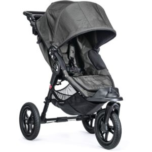 Baby Jogger City Elite Stroller - Charcoal Denim