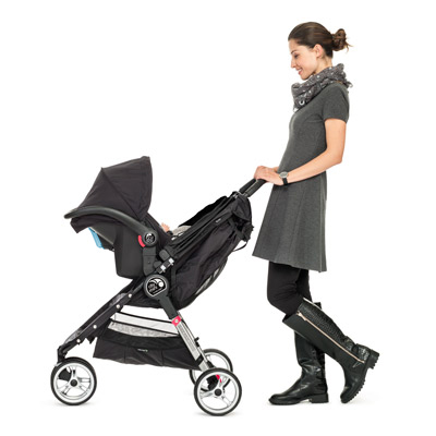 Baby Jogger City Go Car Seat Black 5