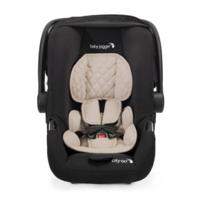 Baby Jogger City Go Car Seat - Tan 2