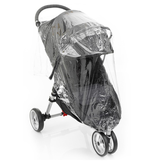 Baby Jogger City Mini Single Travel System Package Steel Grey