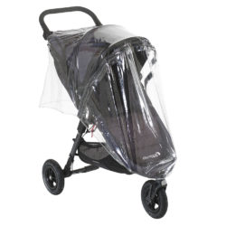 Baby Jogger City Mini gt Single Raincover
