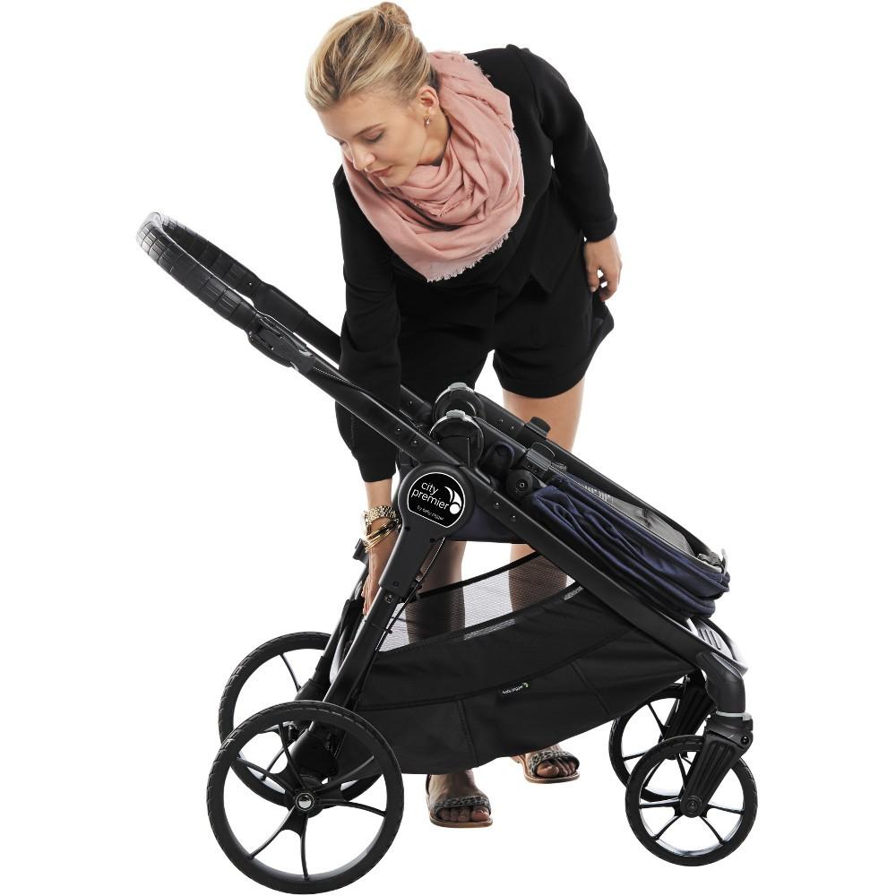 Baby Jogger City Premier Newborn Package Indigo Smart
