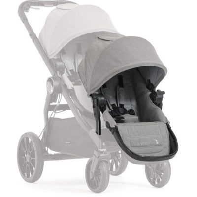 Baby Jogger City Select Add-On Seat Unit - Slate