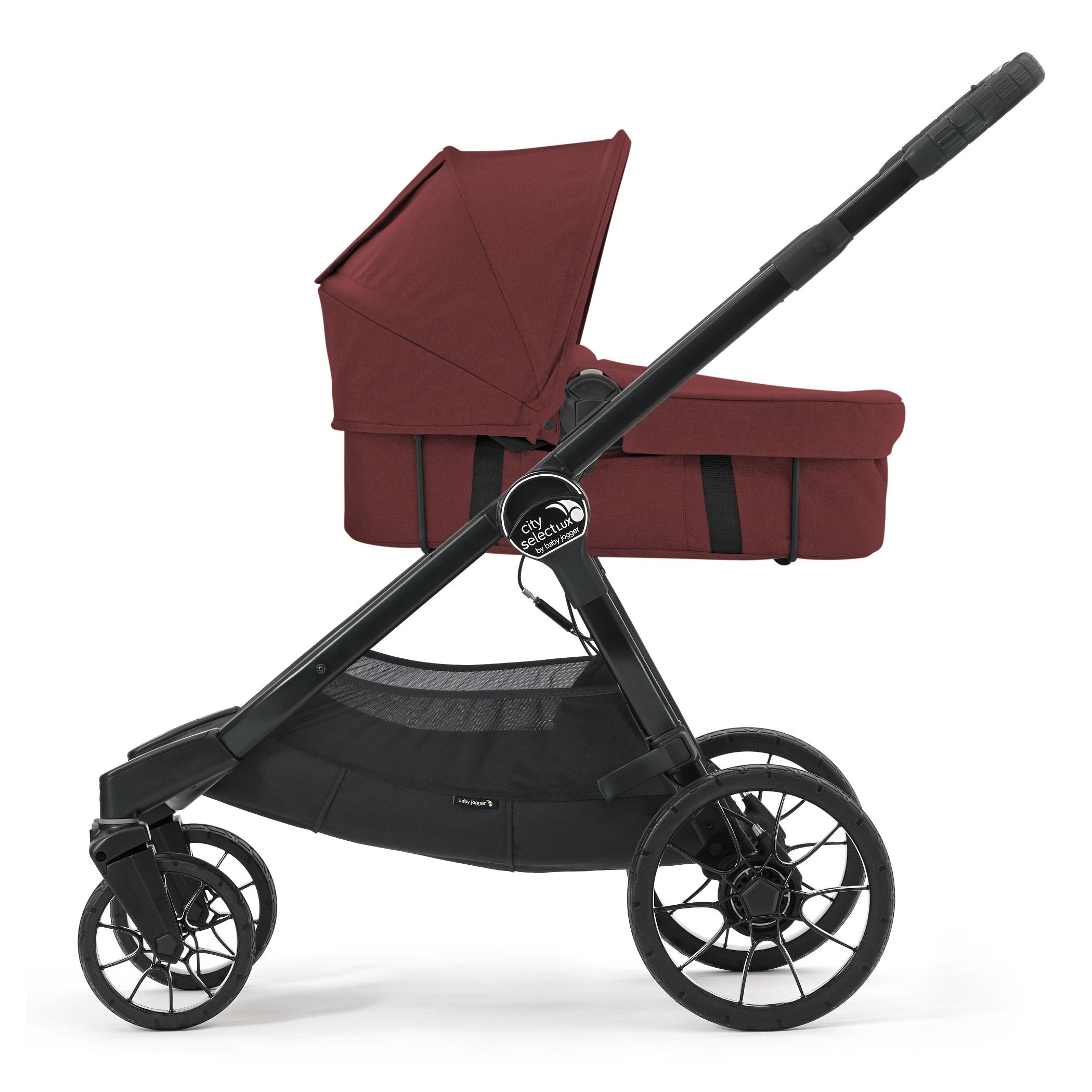 Baby Jogger City Select Lux Tandem Newborn Bundle Port