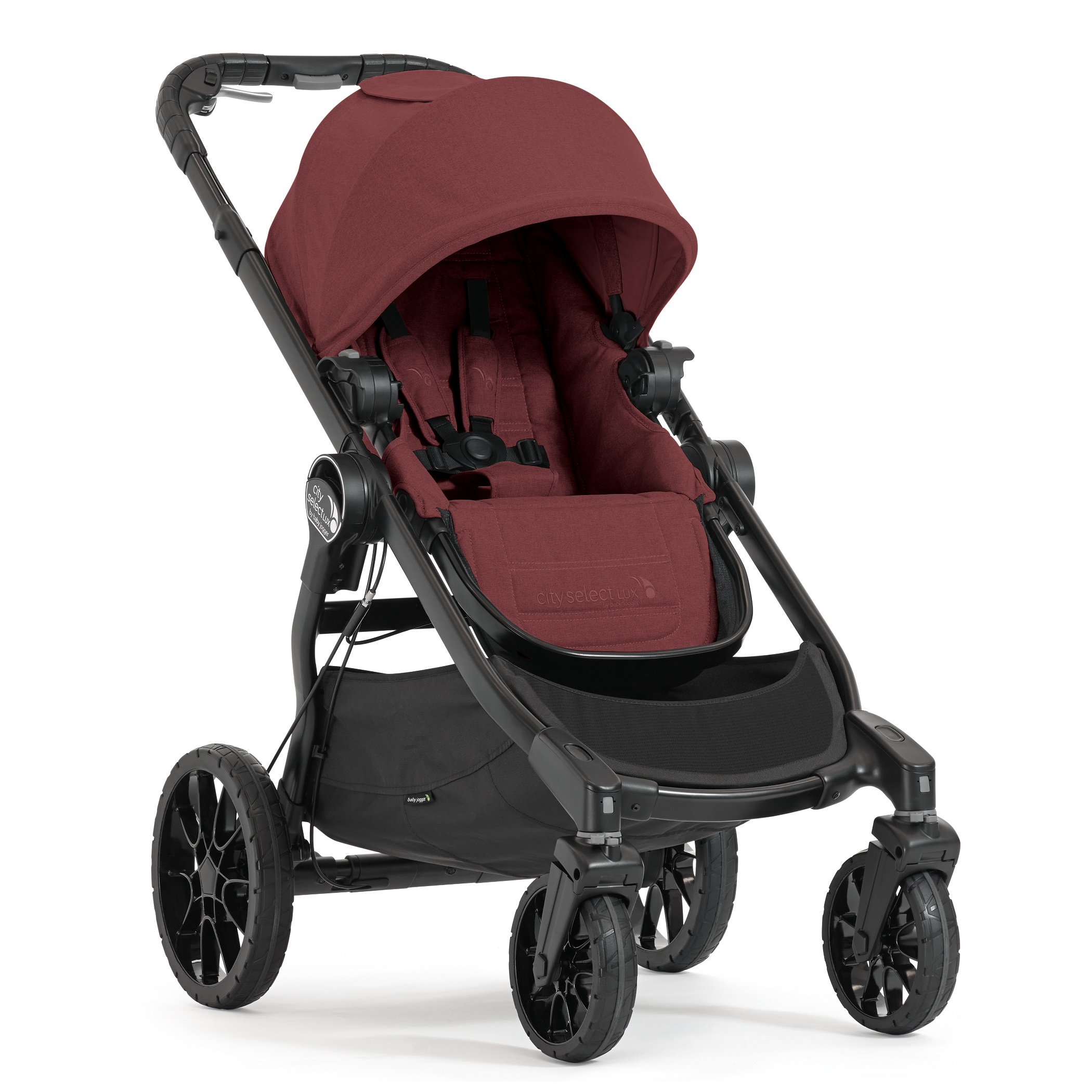 Baby Jogger City Select Lux Tandem Newborn Bundle Port