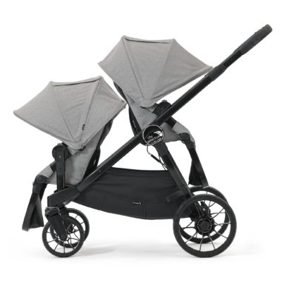 Baby Jogger City Select LUX Stroller - Slate 3