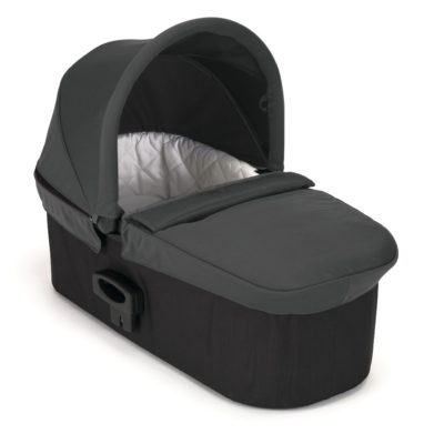 Baby Jogger Deluxe Bassinet - Charcoal Denim