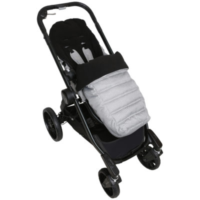 Baby Jogger Select LUX Footmuff - Slate 3