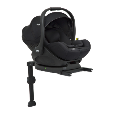 joie i-Level Car Seat I Base LX - Coal