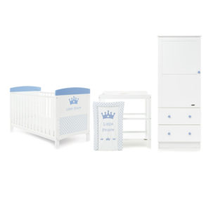 Obaby Disney Inspire 3 Piece Room Set and Changing Mat - Little Prince 2