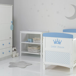 Obaby Disney Inspire 3 Piece Room Set and Changing Mat - Little Prince