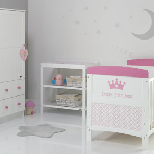 Obaby Disney Inspire 3 Piece Room Set and Changing Mat - Little Princess