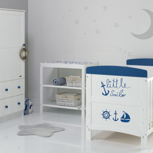 Obaby Disney Inspire 3 Piece Room Set and Changing Mat - Little Sailor