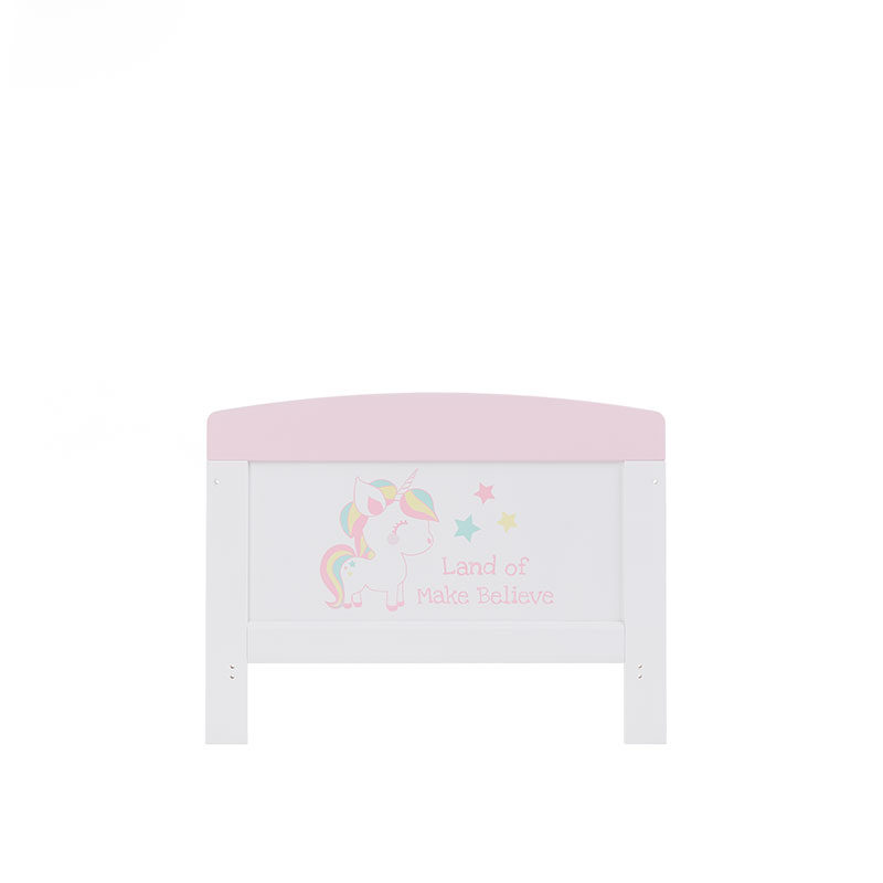Obaby Grace Inspire Cot Bed - Unicorn 8