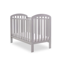 Obaby Lily Cot - Warm Grey