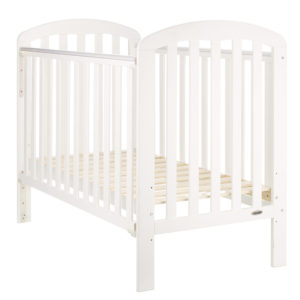 Obaby Lily Cot - White