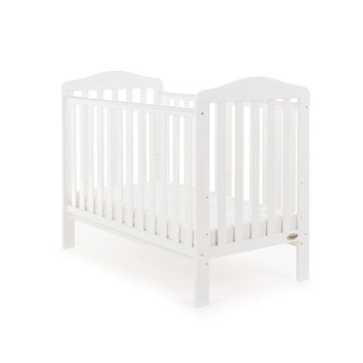 Obaby Ludlow Cot White