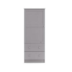 Obaby Single Wardrobe - Warm Grey