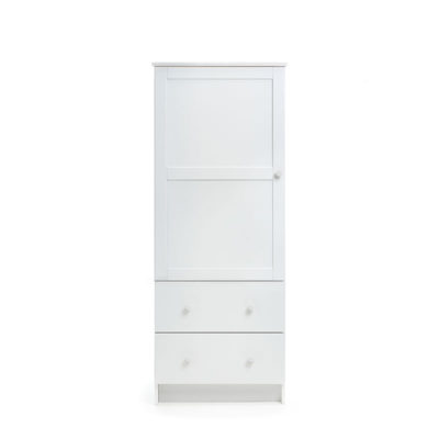 Obaby Single Wardrobe - White