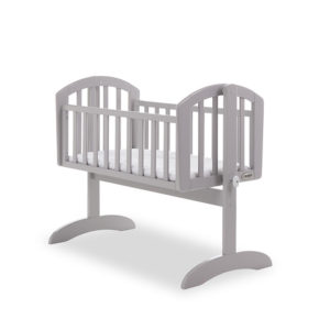 Obaby Sophie Swining Crib - Warm Grey