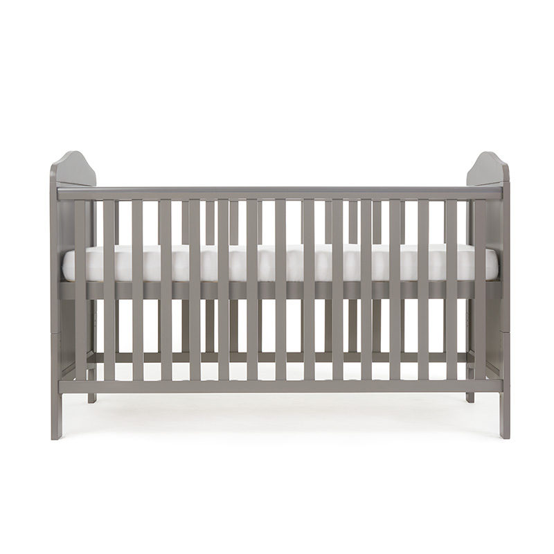 Obaby Whitby Cot Bed - Taupe Grey 2