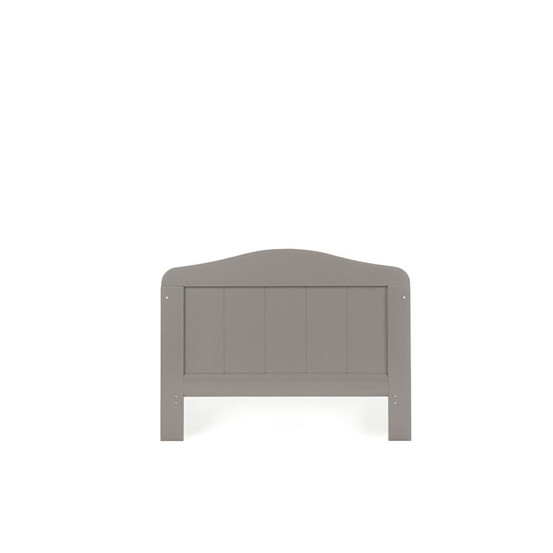 Obaby Whitby Cot Bed - Taupe Grey 7