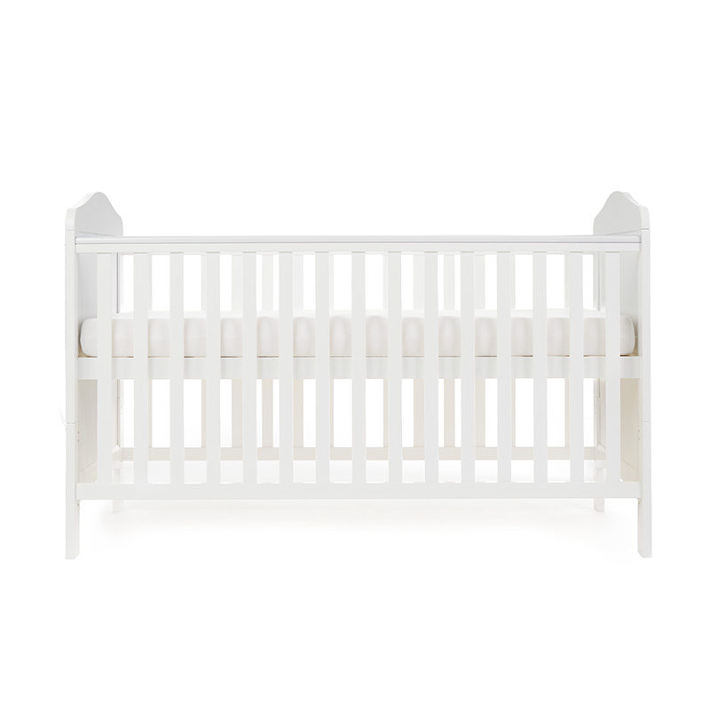 Obaby Whitby Cot Bed - White 2