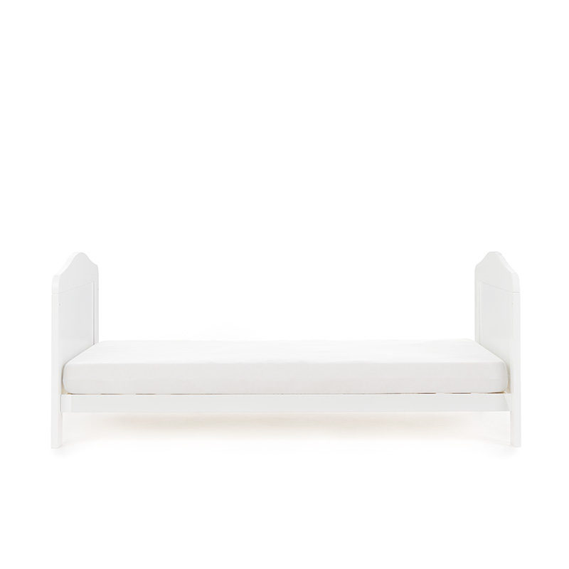 Obaby Whitby Cot Bed - White 5