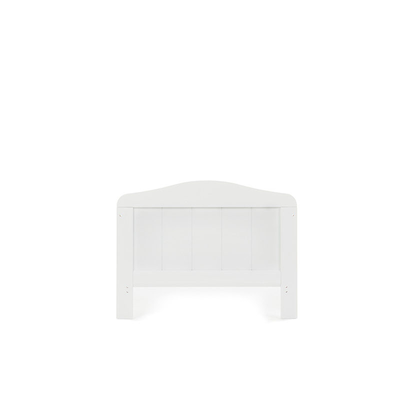 Obaby Whitby Cot Bed - White 7