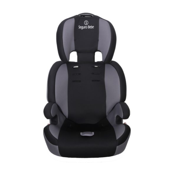 Seguro Bebe Bravo Isofix Grey on Black 6