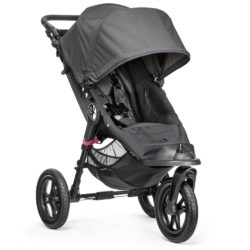 baby jogger city elite stroller titanium