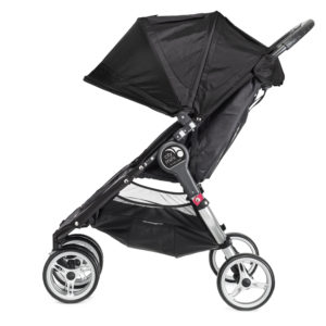 baby jogger city mini double black 5