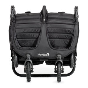 baby jogger city mini gt double black 2