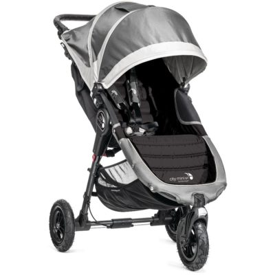 baby jogger city mini gt steel grey