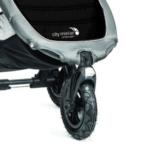 baby jogger city mini gt steel grey 2