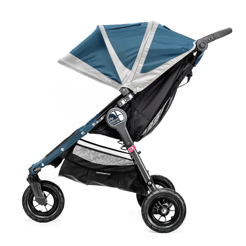Baby Jogger City Mini Gt Single Newborn Pram Bundle Teal