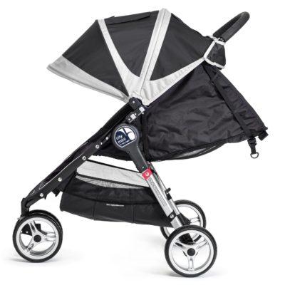 Baby Jogger City Mini Single Stroller Plus Accessories Black