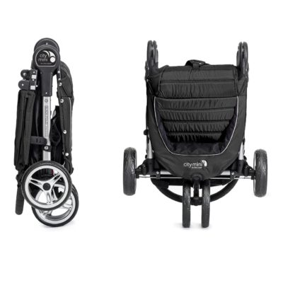 baby jogger city mini single black 4