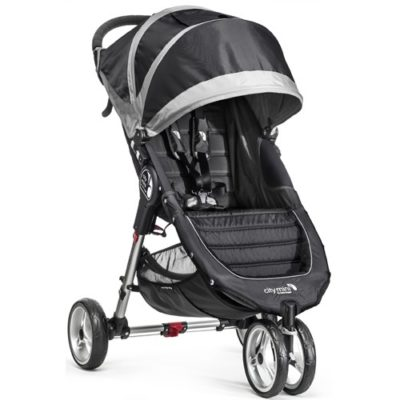 baby jogger city mini single black
