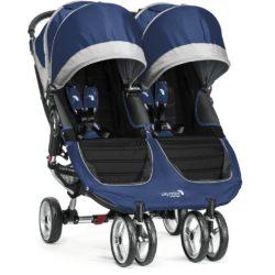 baby jogger city mini single cobalt grey