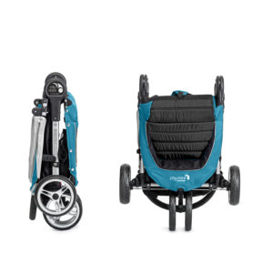 baby jogger city mini teal 2