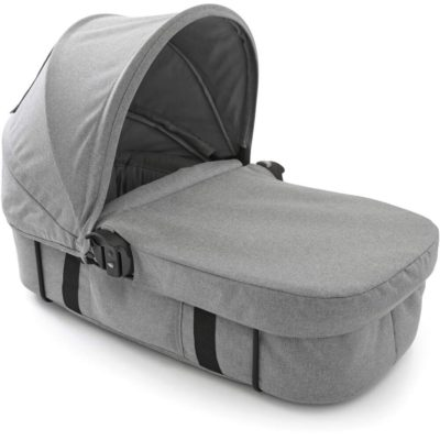 baby jogger city select lux carrycot kit slate