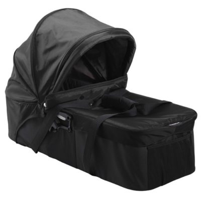 baby jogger compact carrycot black