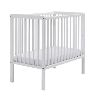 East Coast Carolina Space Saving Cot - White