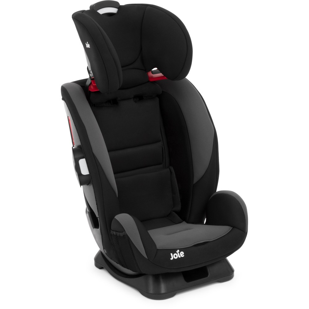joie every stage car seat two tone black smart kid store. Black Bedroom Furniture Sets. Home Design Ideas