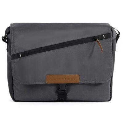 mutsy evo urban nomad changing bag dark grey