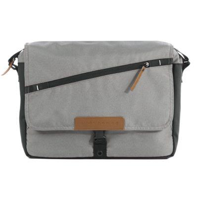 mutsy evo urban nomad changing bag light grey