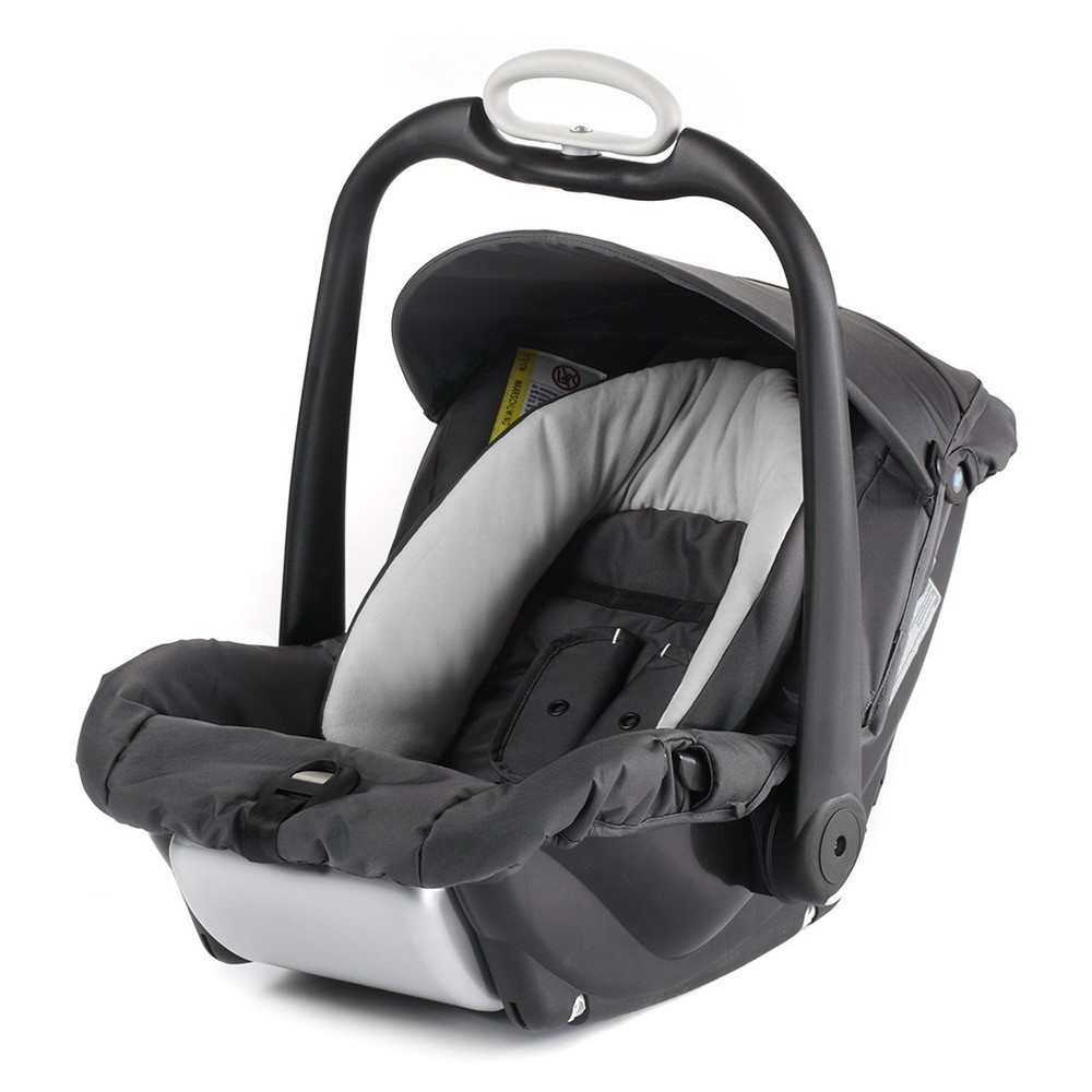 Safe To Go Car Seat Travel Bag With Wheels