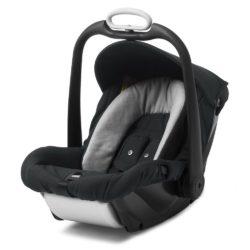 mutsy safe2go car seat heritage black 0+