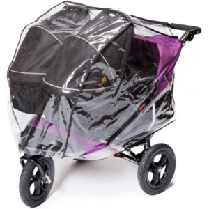 Out n About Nipper Double Carrycot XL Raincover